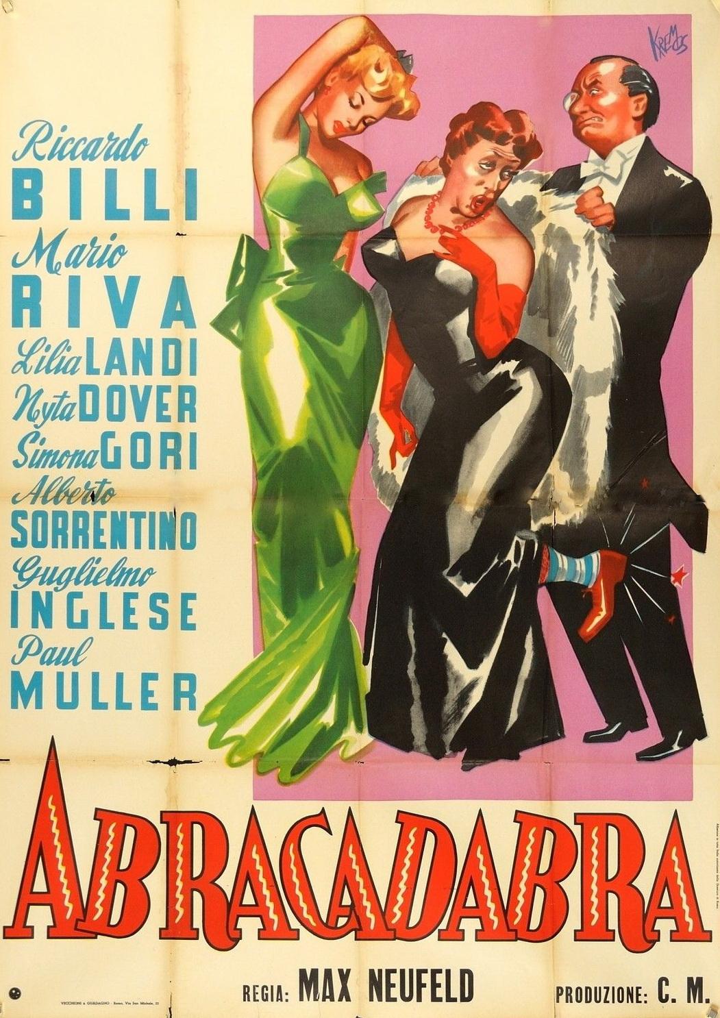 Abracadabra (1952)