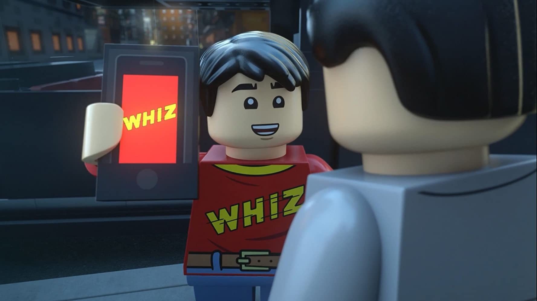 LEGO DC: Batman – La Bat-familia importa 1080p Dual Latino Por Mega