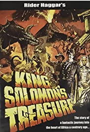 King Solomon's Treasure Poster