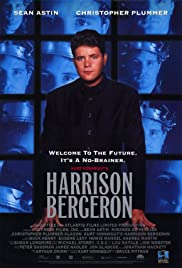 Harrison Bergeron (1995) starring Sean Astin on DVD on DVD