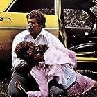Joe Don Baker and Elizabeth Hartman in Walking Tall (1973)