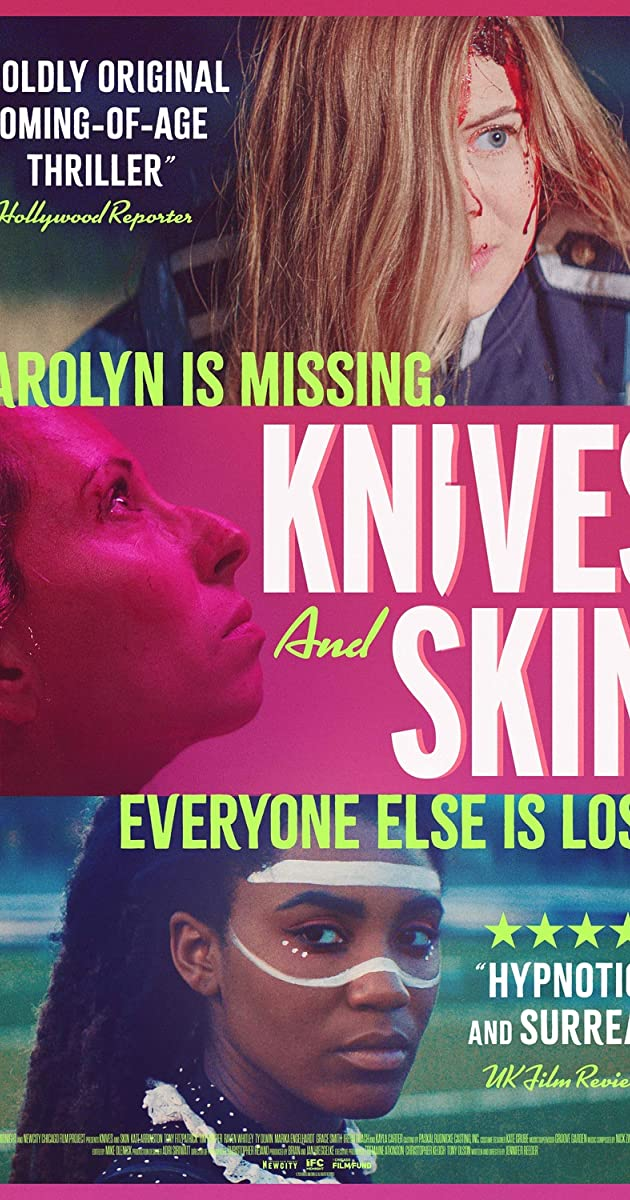 Subtitle of Knives and Skin