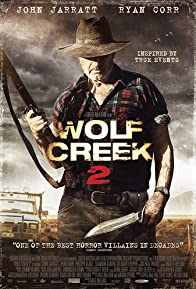 Primary photo for Creating a Monster: The Making of Wolf Creek 2