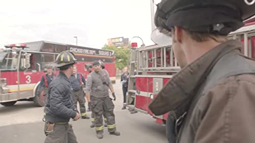 Chicago Fire: I Can't Hold On
