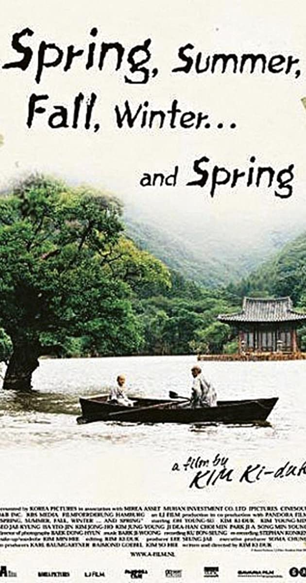 Spring Summer Fall Winter… and Spring (2003)