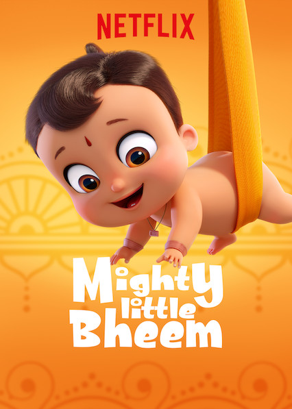 Mighty Little Bheem S02 2019 Hindi Dubbed Complete 600MB WEB-HDRip Download