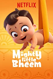 Mighty Little Bheem Poster