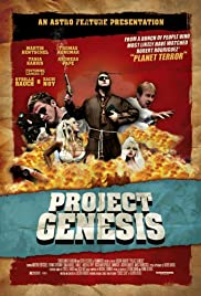 Project Genesis: Crossclub 2 Poster