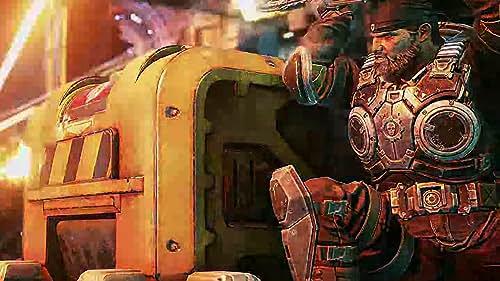Gears 5: Operation 4 Reveal Trailer