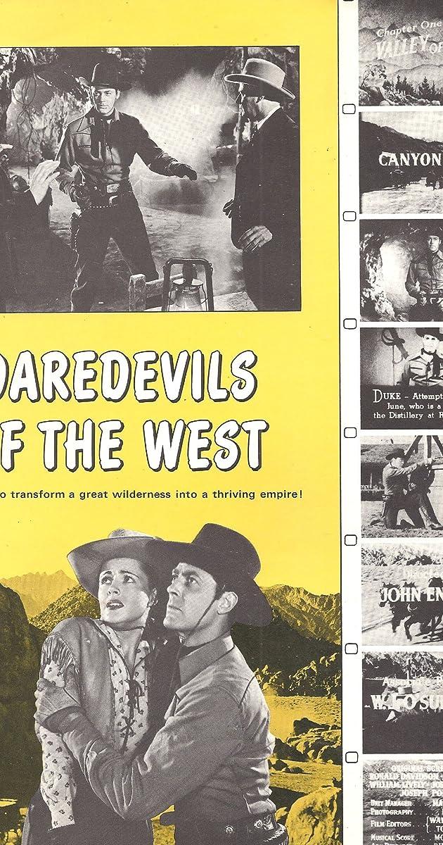 c58db68a6 Daredevils of the West (1943) - IMDb