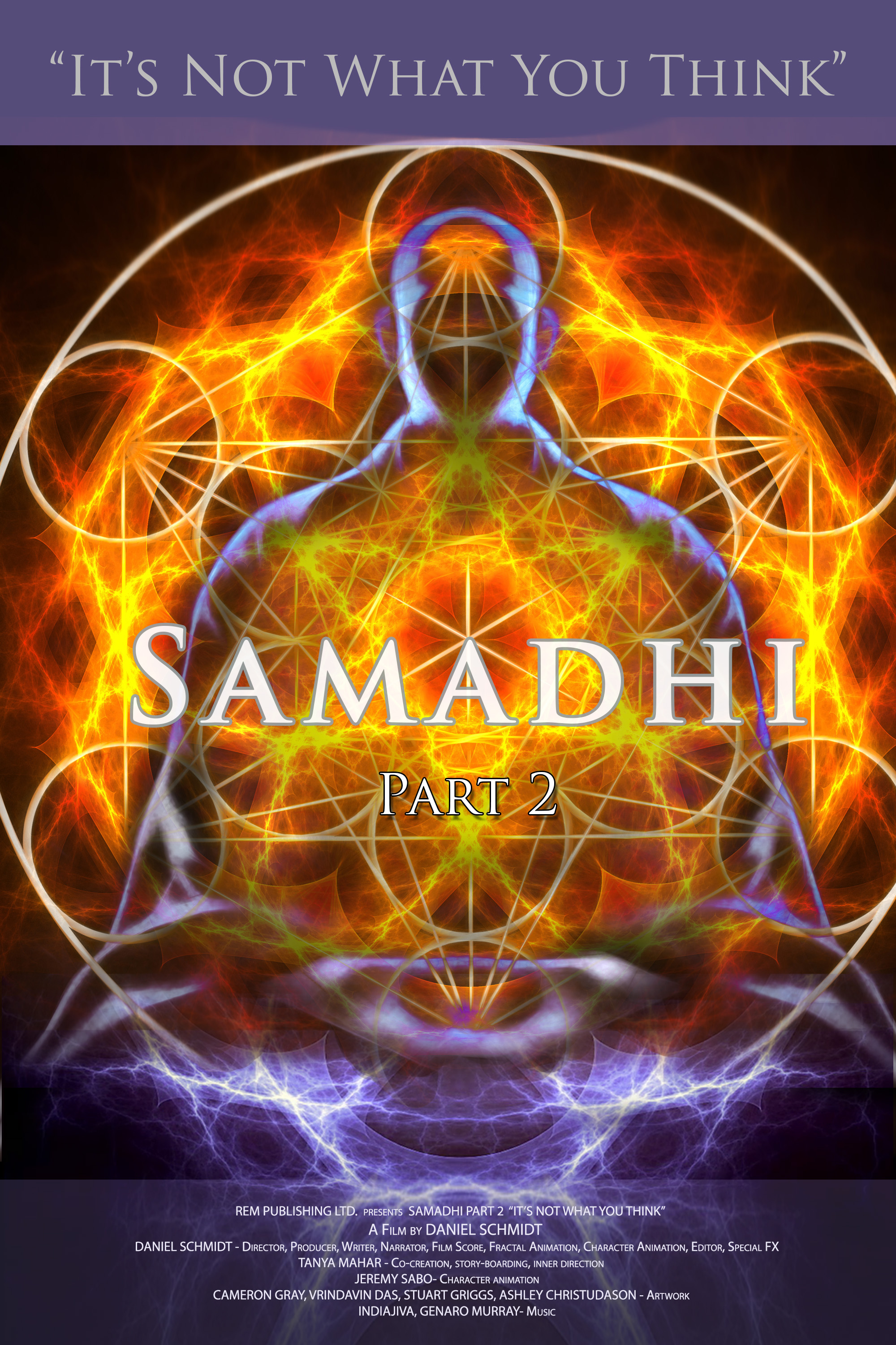 Samadhi: Part 2 (It's Not What You Think) (2018)