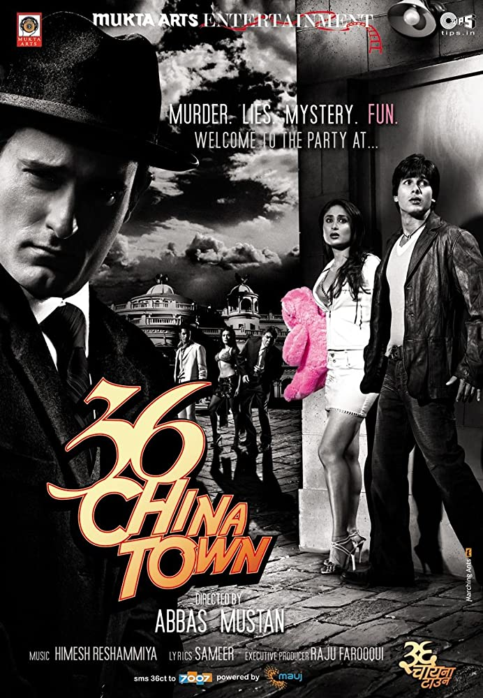 36 China Town (2006) Hindi Movie 720p HDRip 900MB