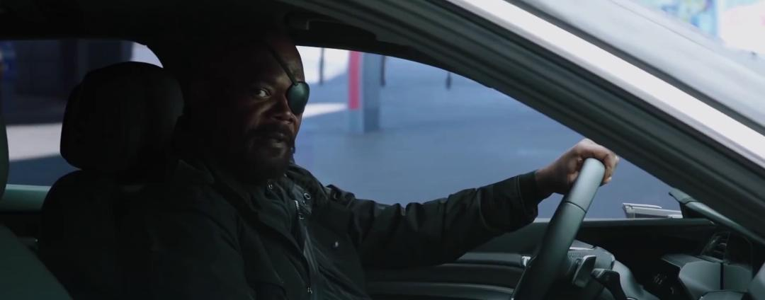 Samuel L. Jackson in Spider-Man: Far from Home (2019)