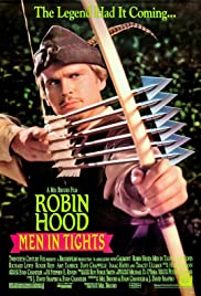 Robin Hood: Men in Tights Poster