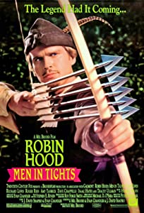 Website to watch free good movies Robin Hood: Men in Tights by Mel Brooks [flv]
