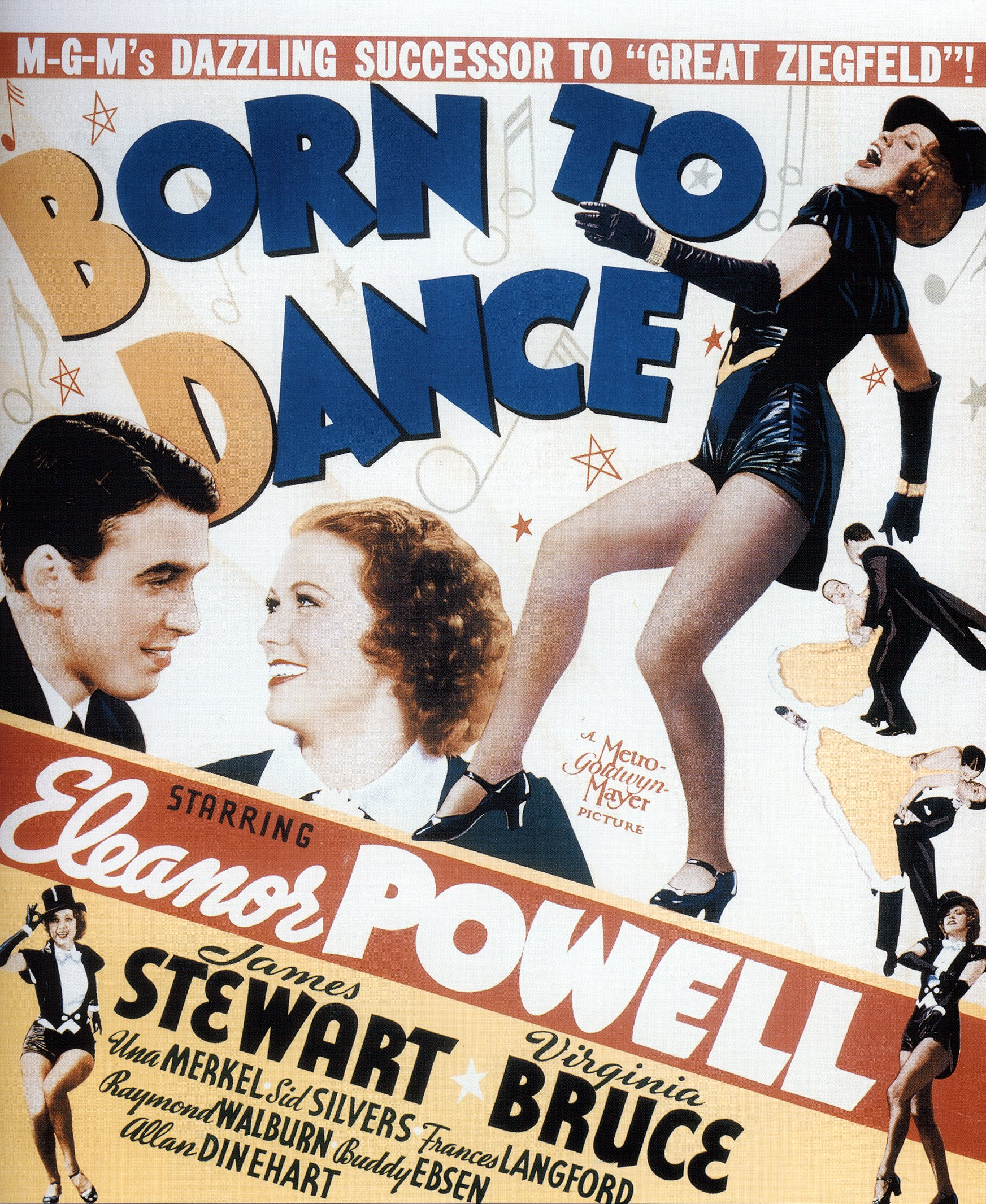 Image result for born to dance 1936