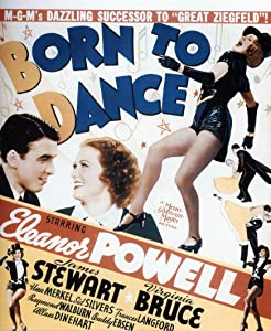 Full movie downloading Born to Dance W.S. Van Dyke [480x854]