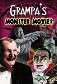 Grampa's Monster Movies Poster