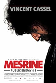Mesrine Part 2: Public Enemy #1 Poster