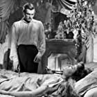 Dominique Blanchar and Jean Marais in Le secret de Mayerling (1949)