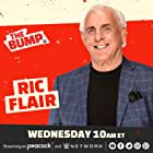 Ric Flair in WWE's the Bump (2019)