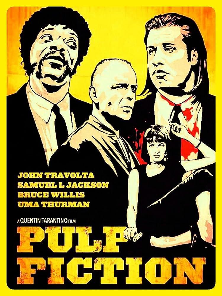 Pulp Fiction (1994) Subtitle Indonesia