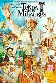 Tenda dos Milagres Poster