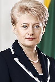 Primary photo for Dalia Grybauskaite