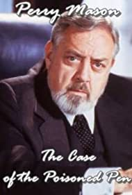 Perry Mason: The Case of the Poisoned Pen (1990) Poster - Movie Forum, Cast, Reviews