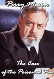 Perry Mason: The Case of the Poisoned Pen(1990) Poster - Movie Forum, Cast, Reviews