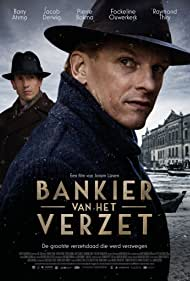 Barry Atsma and Jacob Derwig in Bankier van het verzet (2018)