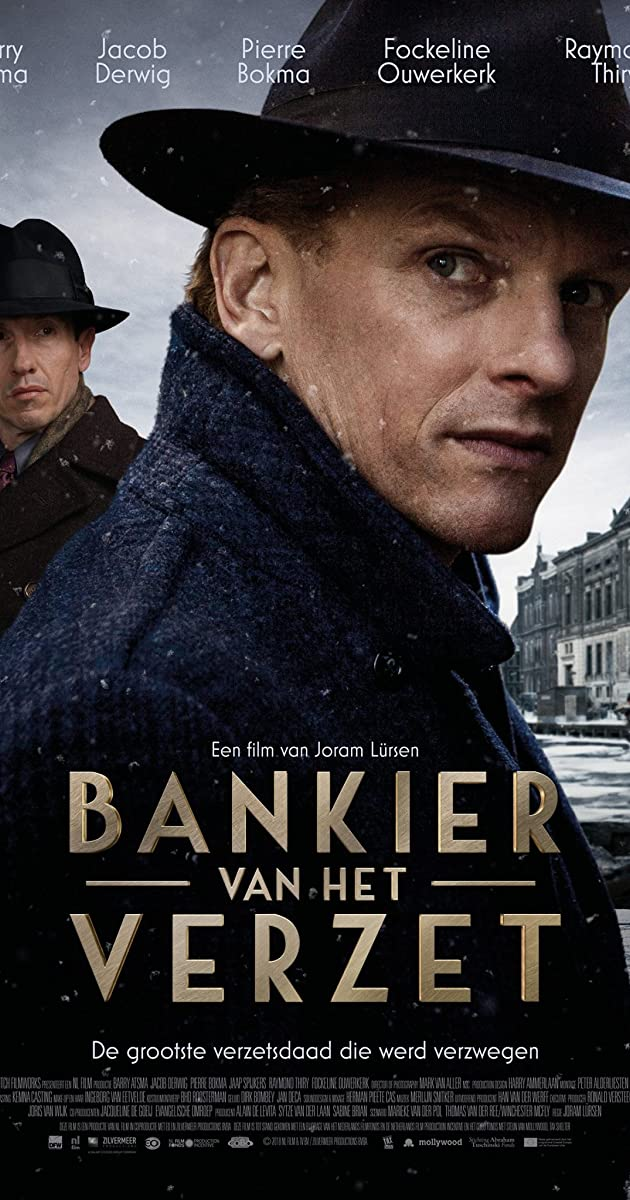 Ngân Hàng Kháng Chiến - The Resistance Banker (2018)