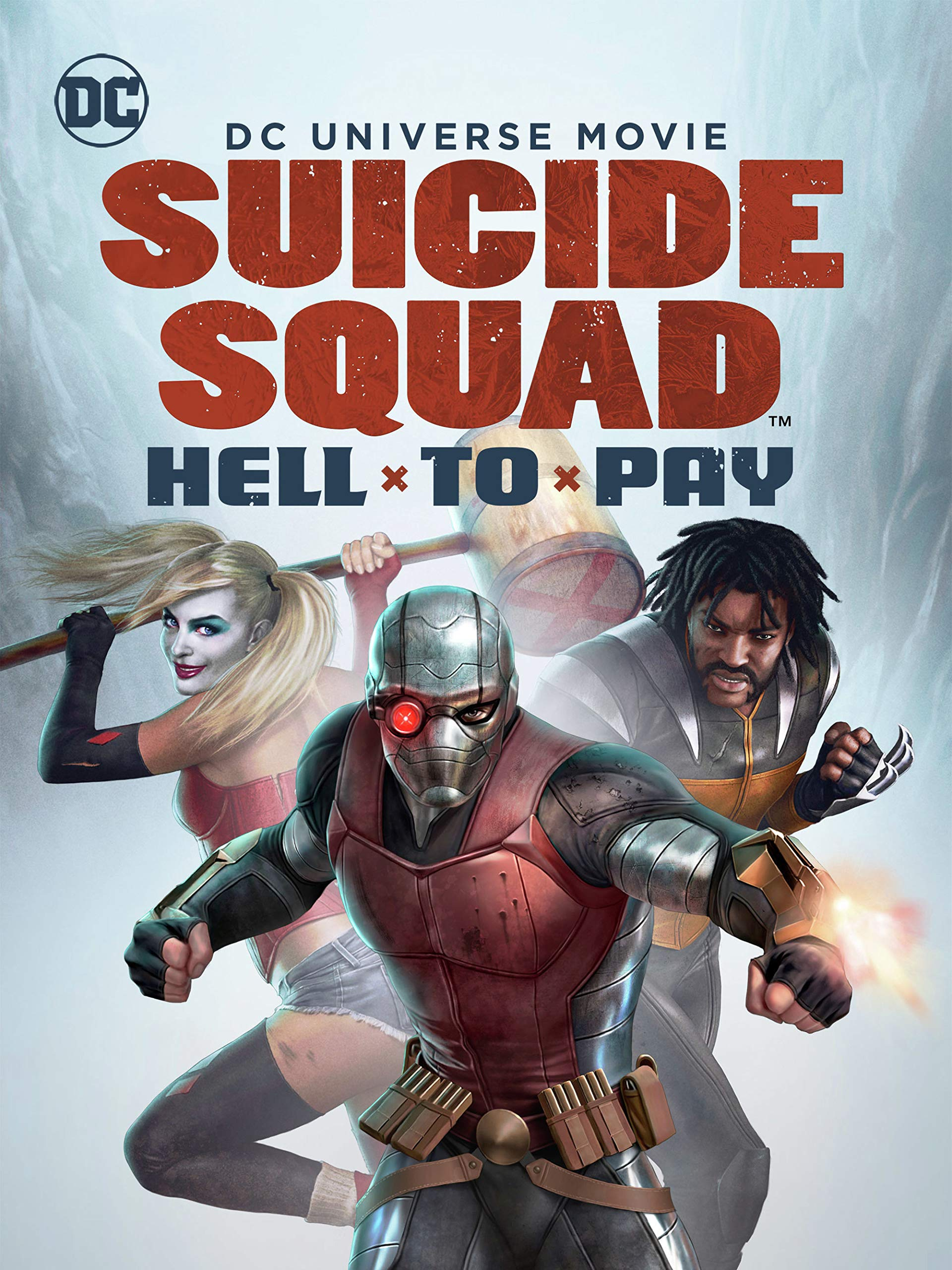 Free Download Suicide Squad: Hell to Pay Full Movie