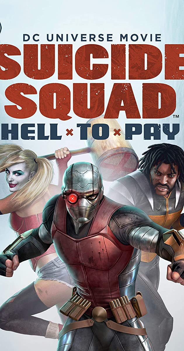 Suicide Squad Hell To Pay Video 2018 Imdb