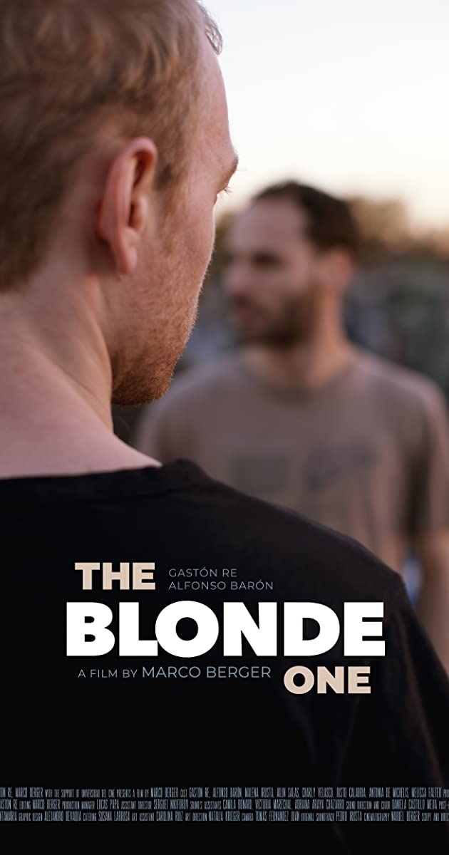 Subtitle of The Blonde One