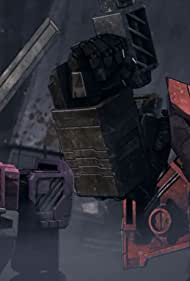 Gray G. Haddock and Philip Bache in Transformers: War for Cybertron (2020)
