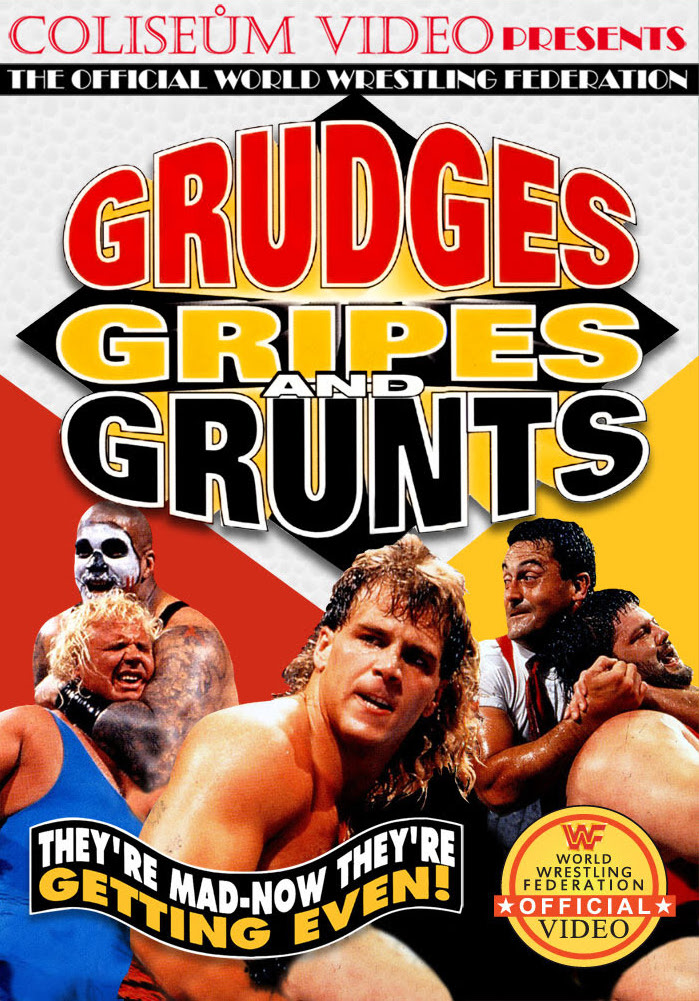 WWF: Grudges, Gripes and Grunts (1993)