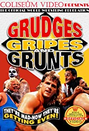 WWF: Grudges, Gripes and Grunts Poster