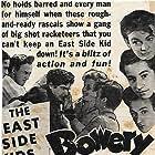 Eddie Foster, David Gorcey, Leo Gorcey, Donald Haines, Huntz Hall, Charlotte Henry, Warren Hull, Ernest Morrison, Bobby Jordan, and Bobby Stone in Bowery Blitzkrieg (1941)