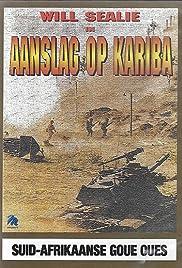 Aanslag op Kariba Poster