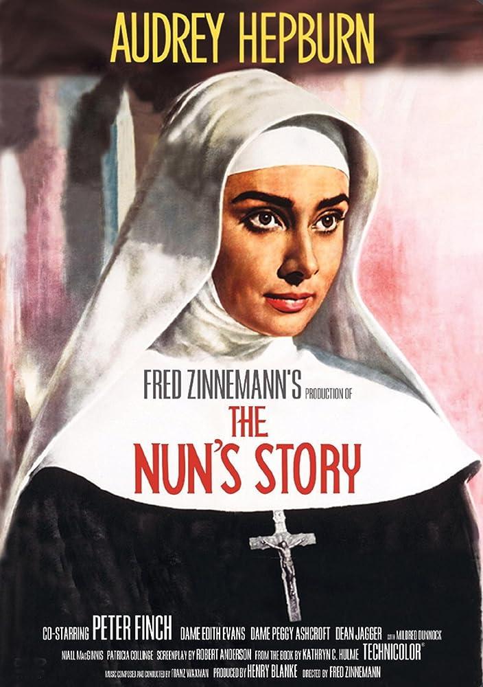 The Nun's Story (1959)