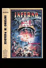 Inferno in Paradise Poster