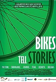 Bikes Tell Stories Poster