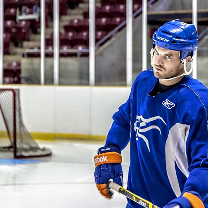 Brett Gallant in Ice Guardians (2016)