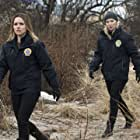 Sophia Bush and Kelli Giddish in Law & Order: Special Victims Unit (1999)