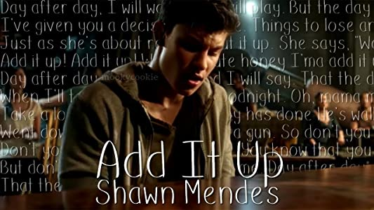 Smart movie latest download Shawn Mendes: Add It Up by Jay Martin [DVDRip]