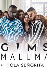 Maître Gims and Maluma in Gims & Maluma: Hola Señorita (Maria) (2019)