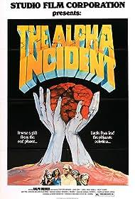 The Alpha Incident (1978) Poster - Movie Forum, Cast, Reviews