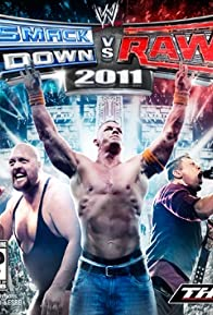 Primary photo for WWE SmackDown vs. RAW 2011