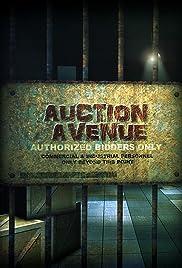 Auction Avenue Poster